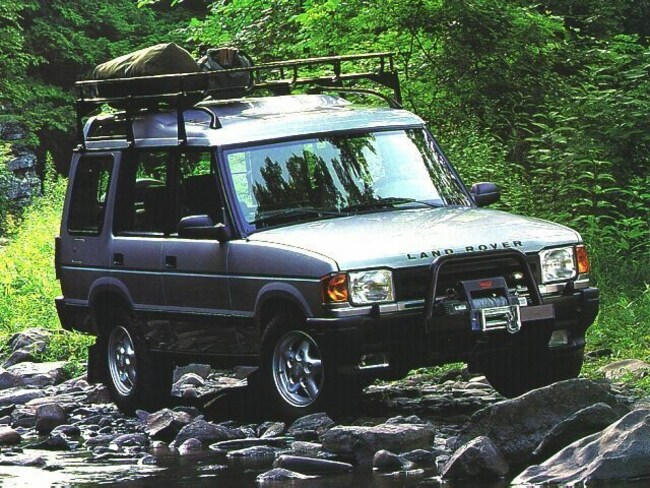 Used 1996 Land Rover Discovery SE7 For Sale | Havre MT