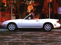 Bargain Cars  1996 Mazda MX-5 Miata Leather Pkg Convertible For Sale in National City