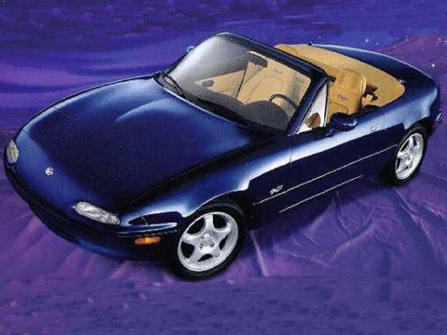 1996 Mazda MX-5 Miata M Edition Convertible