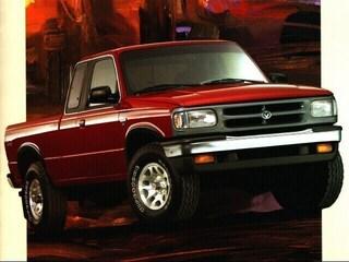 1996 Mazda B4000 LE (STD is Estimated) Truck Standard Cab
