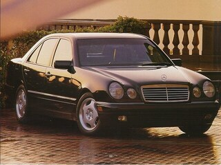 1996 Mercedes-Benz E-Class Base Sedan