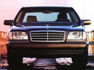 1996 Mercedes-Benz S-Class Sedan