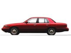 1996 Mercury Grand Marquis LS 4dr Car