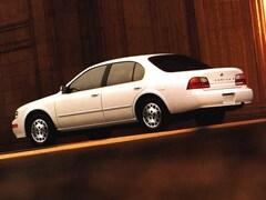 1996 Nissan Maxima Sedan