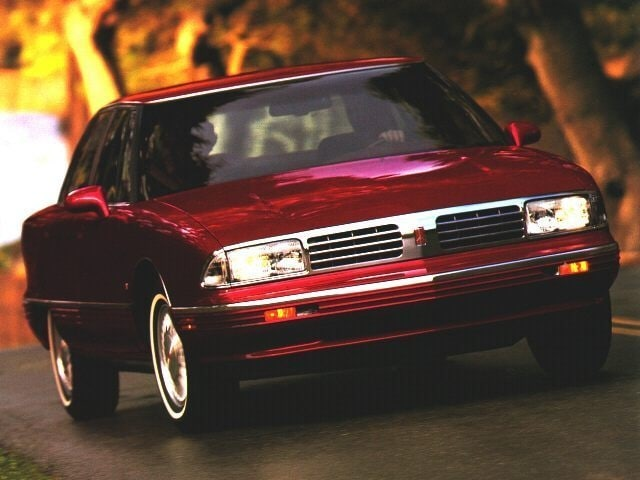 1996 Oldsmobile Ninety-Eight Regency Elite Sedan