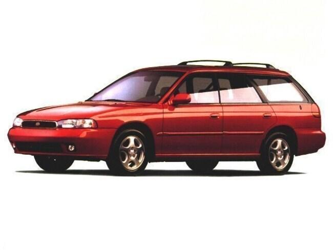 1996 Subaru Legacy Outback Wagon