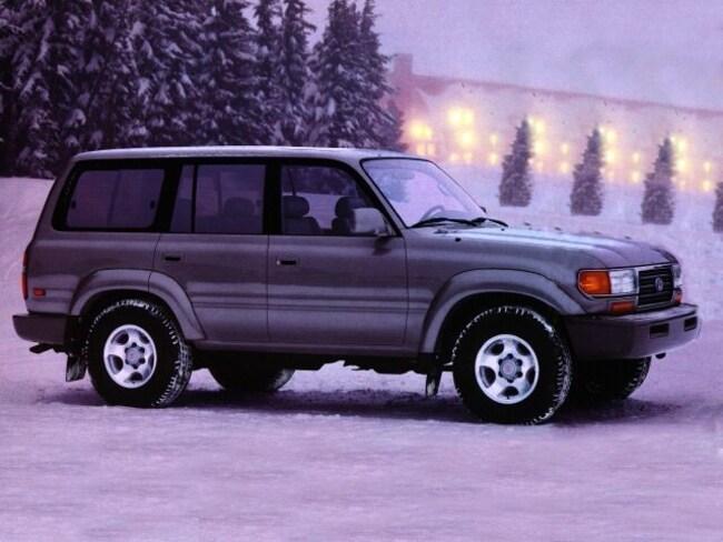1996 Toyota Land Cruiser Base SUV
