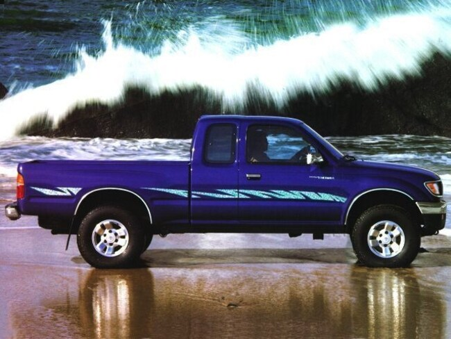 1996 Toyota Tacoma Base Extended Cab Truck