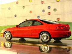 1997 Acura Integra LS Coupe