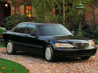 Used 1997 Acura RL Base Sedan 8400B for sale in McMinnville, OR