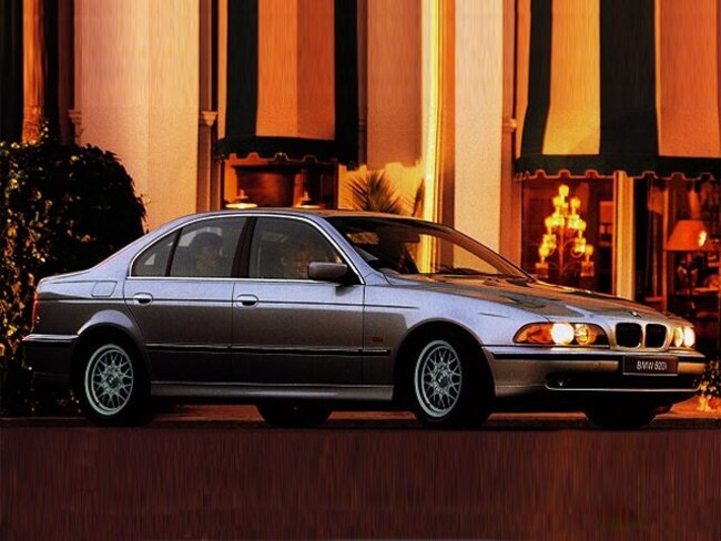 Used bargain 1997 BMW 528i Sedan in Hollywood FL
