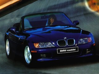 Pre-Owned 1997 BMW Z3 2.8 (M5) Convertible Urbandale, IA