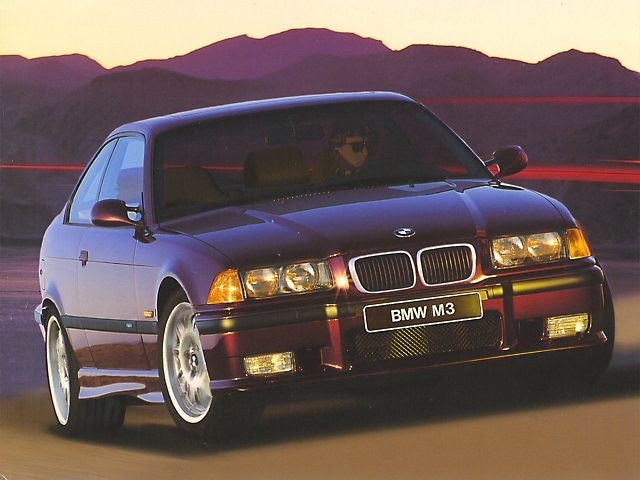 1997 BMW M3 M3 Coupe