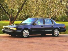 Used 1997 Buick Century Custom Sedan under $10,000 for Sale in Rockvillle
