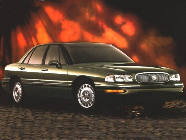 Used 1997 Buick LeSabre Custom Sedan for Sale in Austin TX