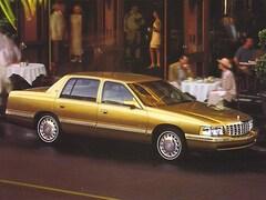 1997 Cadillac Deville Base Sedan