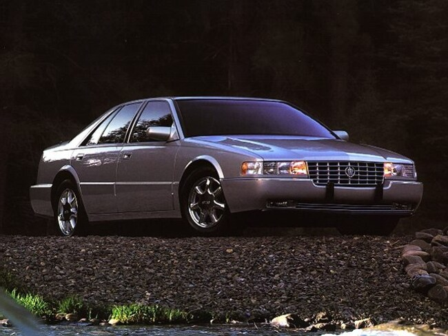 1997 Cadillac Seville STS Sedan