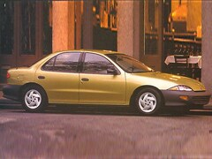 1997 Chevrolet Cavalier Base Sedan for sale in Blue Ridge, GA