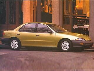1997 Chevrolet Cavalier Base Sedan