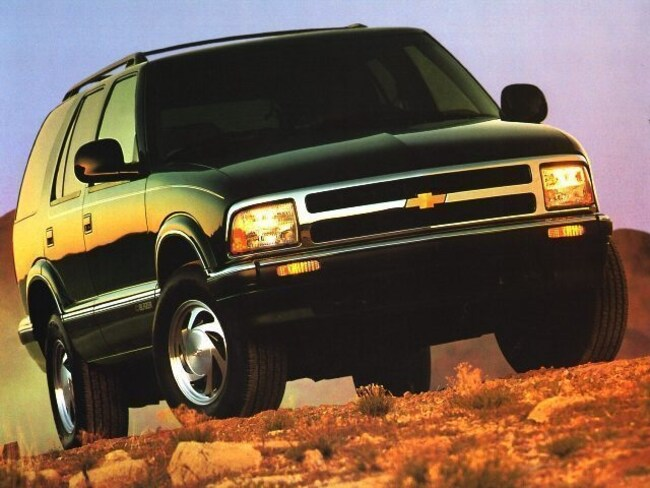 Used 1997 Chevrolet Blazer SUV for sale in Gallipolis, OH