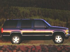 1997 Chevrolet Tahoe SUV