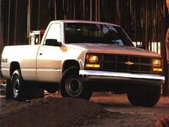 1997 Chevrolet C1500 Fleetside W/T Truck Standard Cab