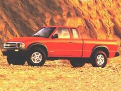 1997 Chevrolet T10 LS Fleetside Truck Extended Cab