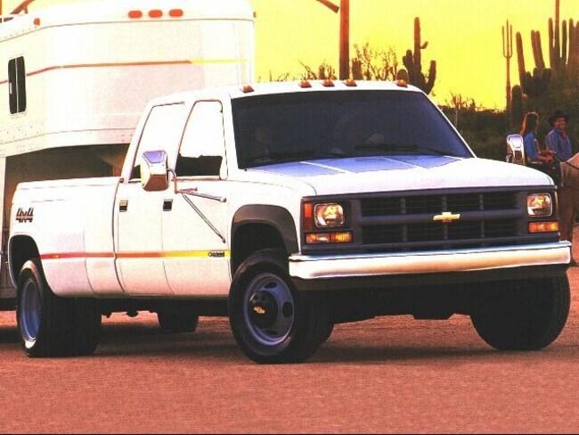 1997 Chevrolet C/K 3500 Crew Cab 168.5 WB 4WD