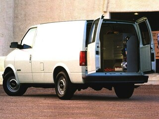 1997 Chevrolet Astro Passenger Ext 111 WB RWD