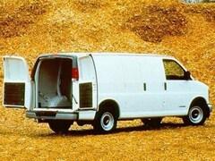 1997 Chevrolet Express Van G3500HD Cargo Van