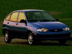 Used 1997 Ford Aspire Base Hatchback KNJLT06H7V6214762 for Sale in Chehalis