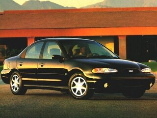 1997 Ford Contour GL Sedan