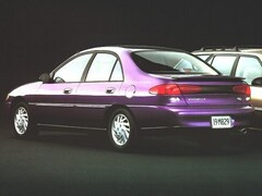 1997 Ford Escort LX Sedan