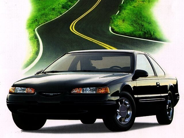 Used 1997 Ford Thunderbird LX Coupe 1FALP62W3VH118958 for sale in Boise at Audi Boise