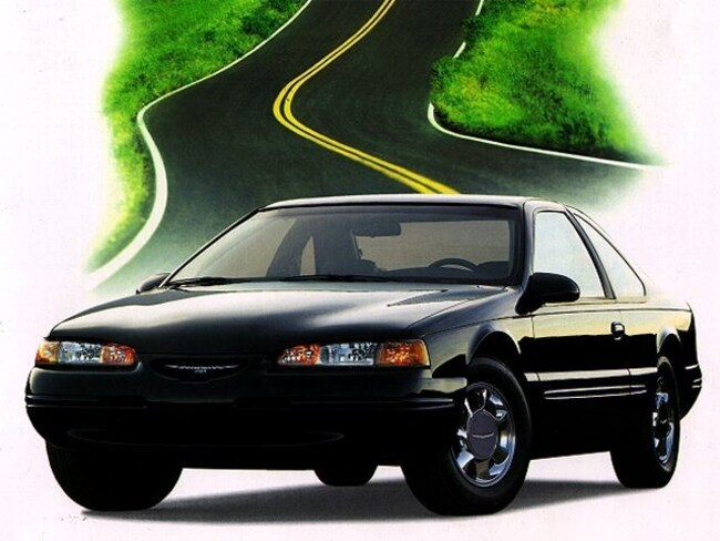 1997 Ford Thunderbird LX Coupe