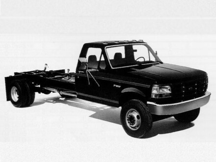 1997 Ford F-550SD Cab/Chassis