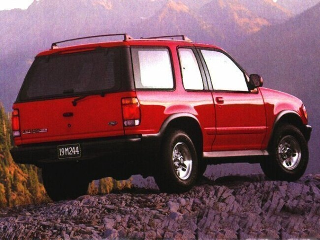 1997 Ford Explorer SUV