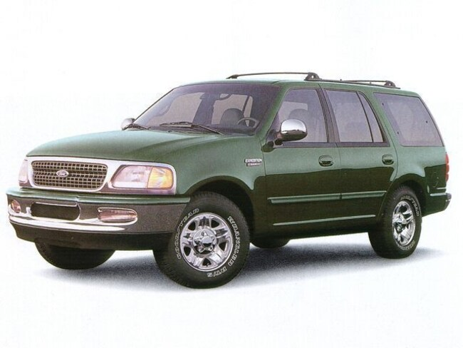 Used 1997 Ford Expedition 119 XLT 4WD SUV for sale in Savannah, GA