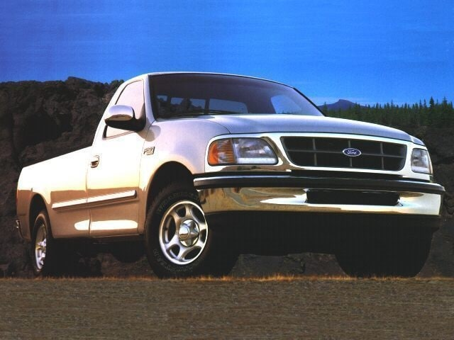 1997 Ford F-150 XL Short Bed Truck