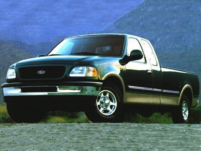 1997 Ford F-150 Extended Cab Truck