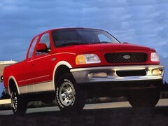 1997 Ford F-250 HD Extended Cab Short Bed Truck