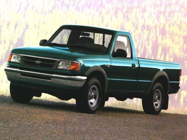 1997 Ford Ranger Regular Cab Truck