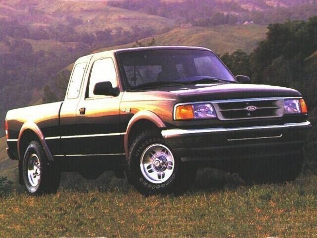 1997 Ford Ranger Extended Cab Pickup