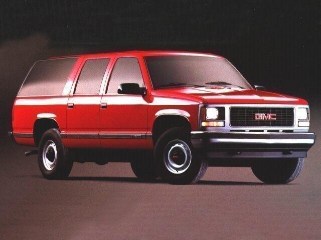 1997 GMC Suburban 1500 SUV