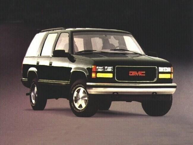 1997 GMC Yukon SUV 4X4