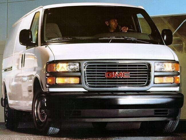 1997 GMC Savana G3500 Van