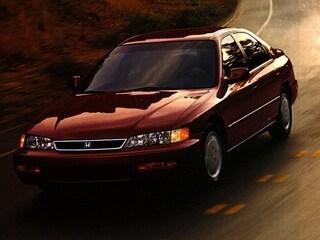 1997 Honda Accord 4dr Sdn LX Auto Sedan