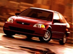 Used 1997 Honda Civic EX Coupe in Florence, SC