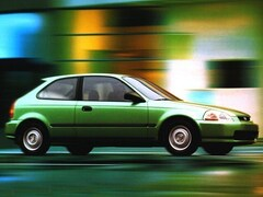 1997 Honda Civic CX Hatchback