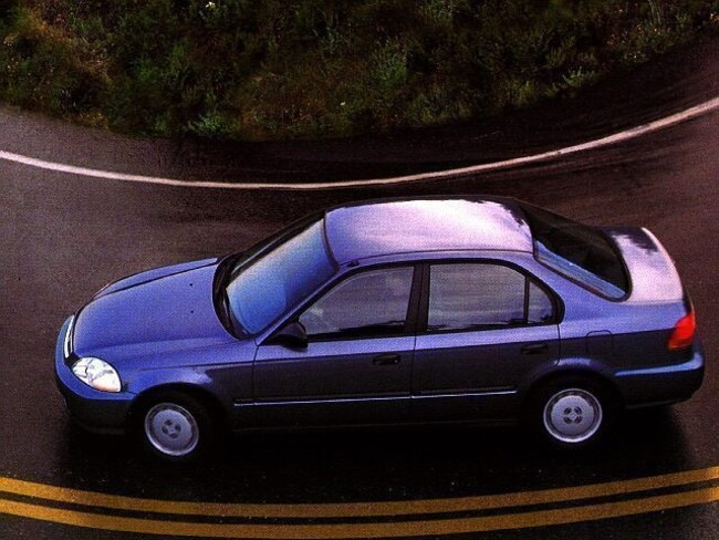 1997 Honda Civic LX Sedan Kahului, HI